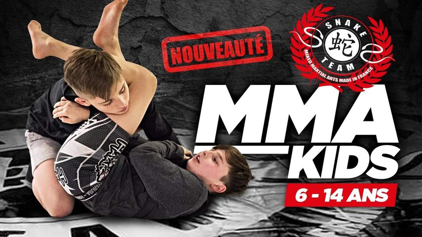 snake team cours mma